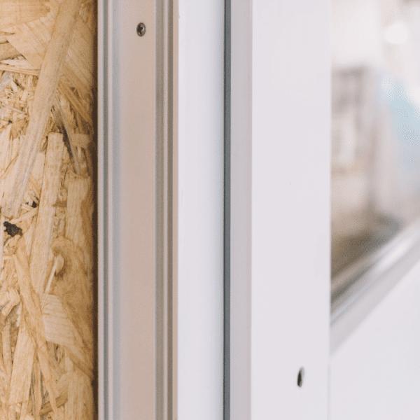 Kunststof deur profiel